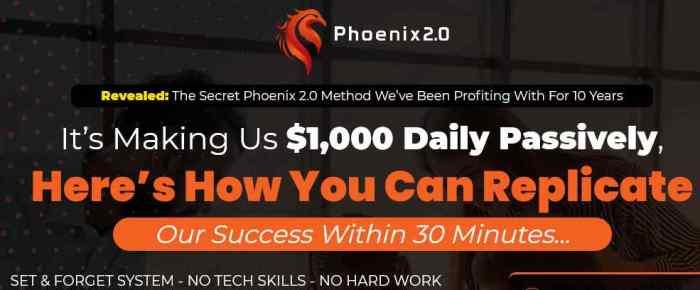 Phoenix-2 0-Reviews