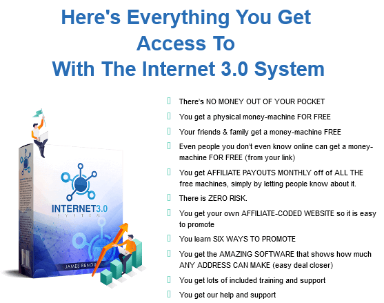 Internet 3.0 System-Price