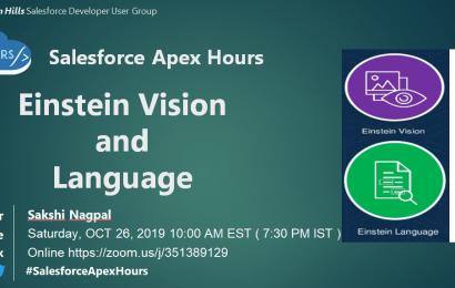 Einstein Vision and Language