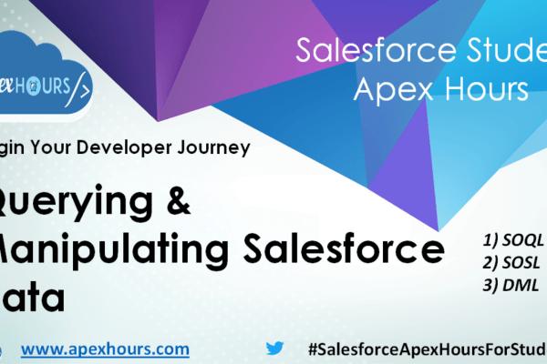 Querying & Manipulating Salesforce Data
