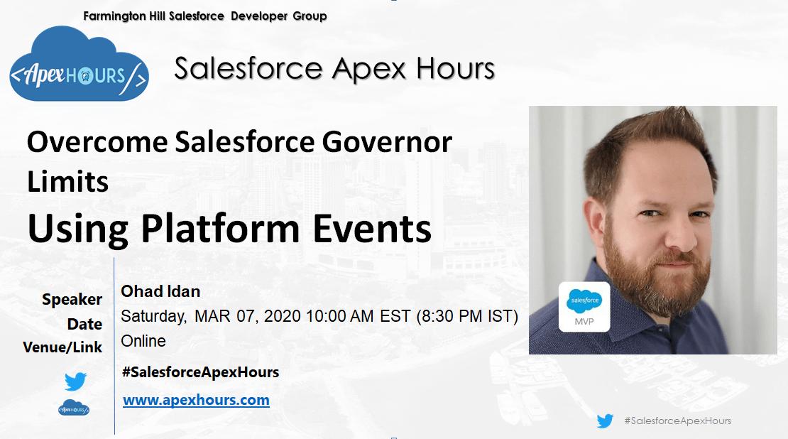 Platform Events