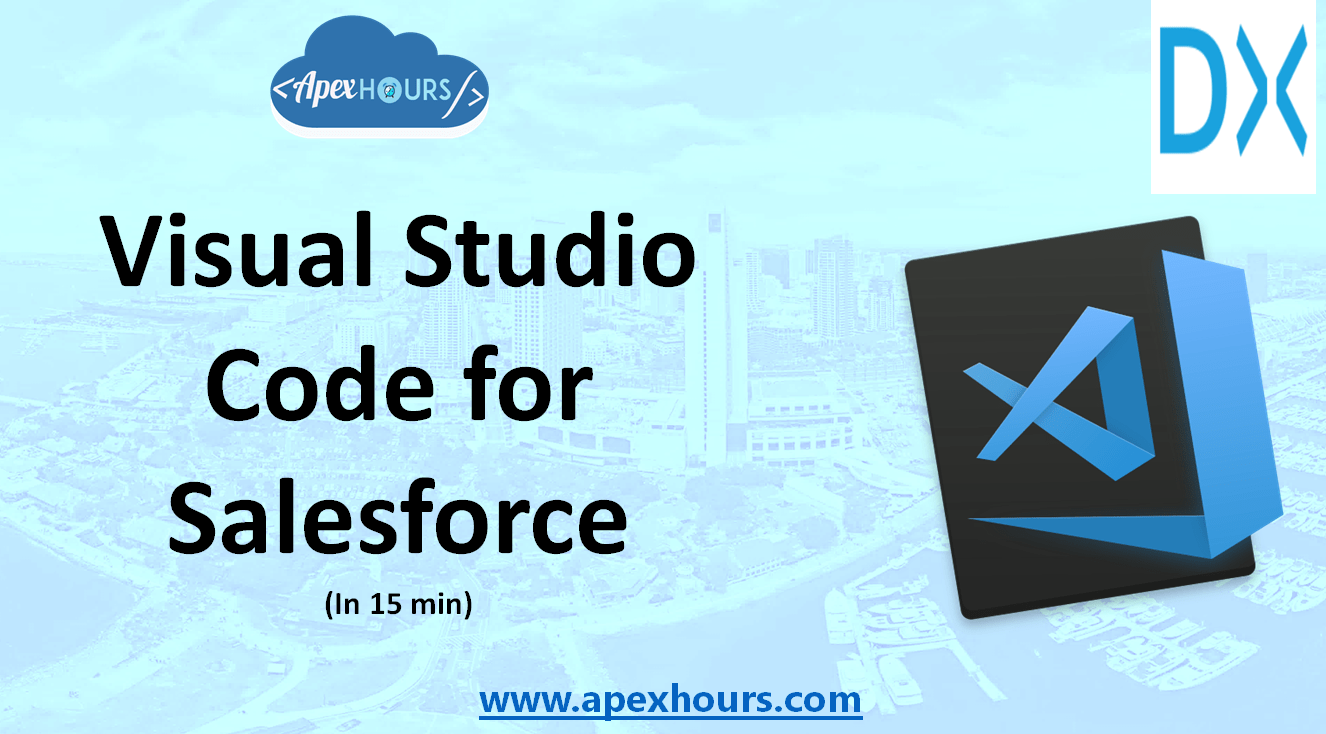 Visual Studio Code For Salesforce