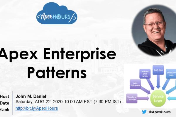 Apex Enterprise Patterns