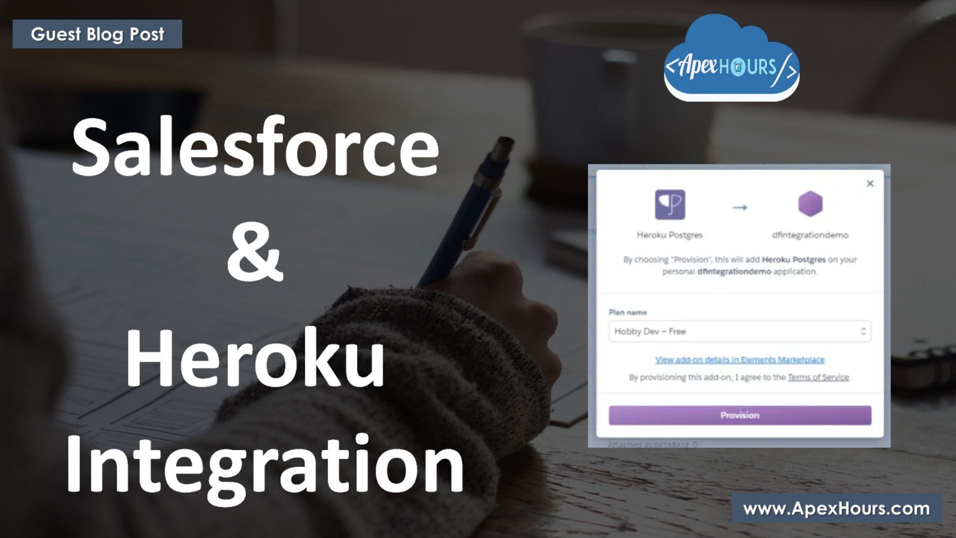 Salesforce and Heroku Integration