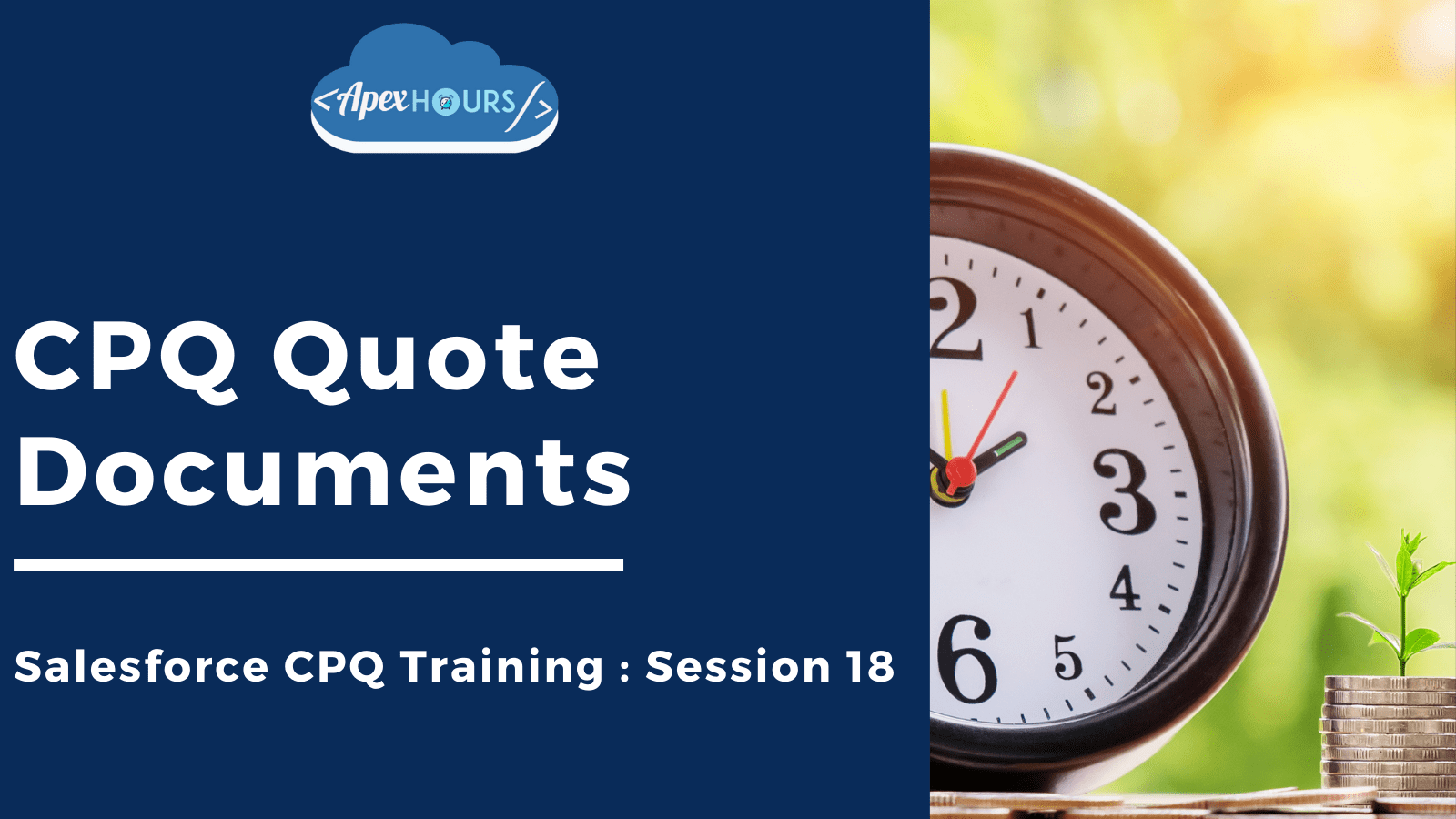 CPQ Quote Documents