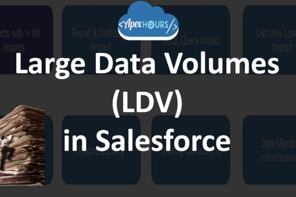 LDV in Salesforce