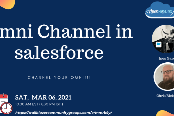 Omni channel in salesforce