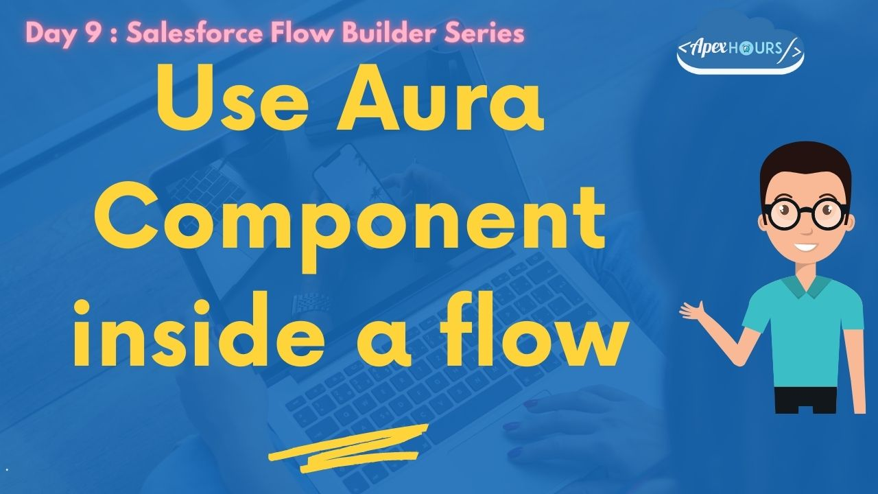 Use Lightning Component inside a Flow