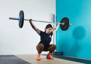 olympic weightlifting richmond