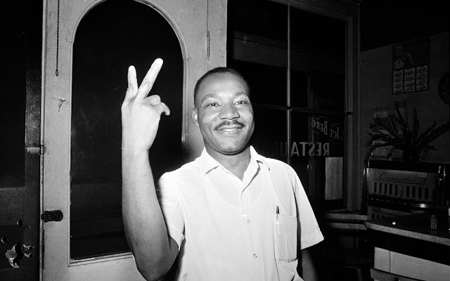 Dr Martin Luther King described as an Evil, abnormal beast
