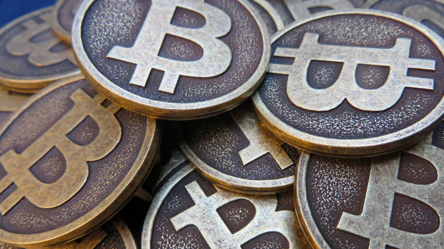 Bitcoin •