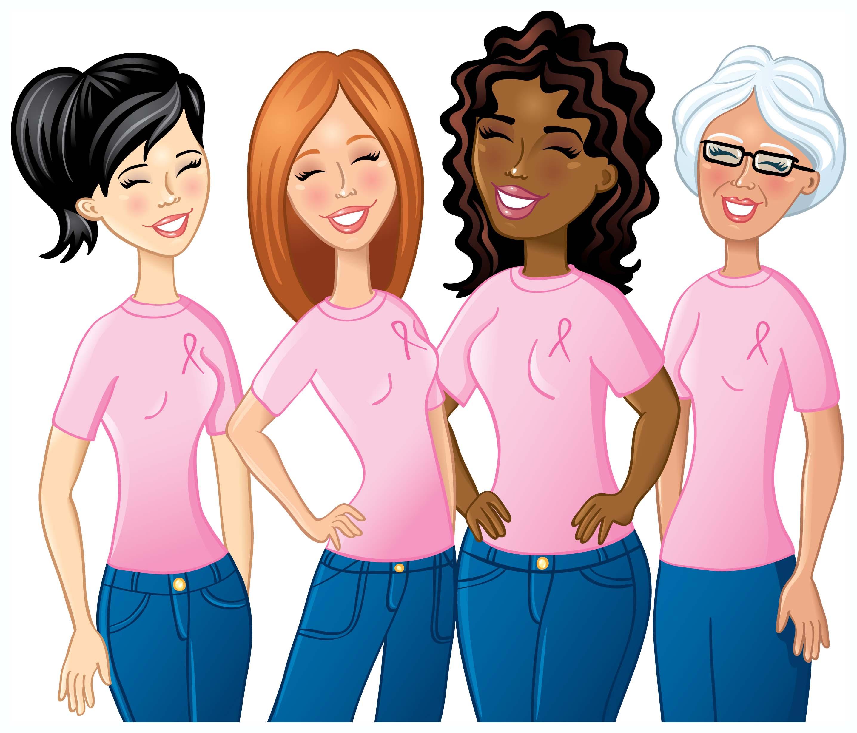 Breast-Cancer-Ladies