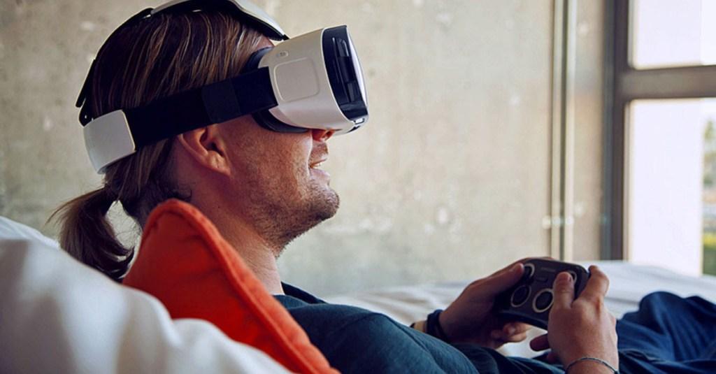 Samsung Unveils Milk VR