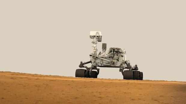 Curiosity Resumes Operations after Arm Malfunction