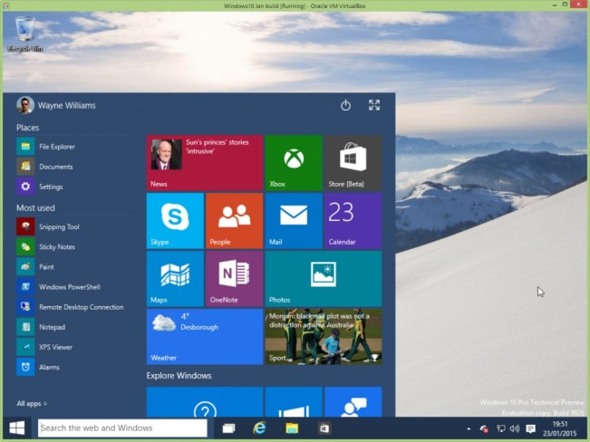 Windows 10 – free and not really for pirates