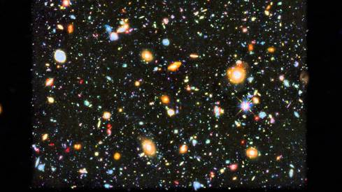 100.000 Galaxies Investigated Still No Sign of Alien Life