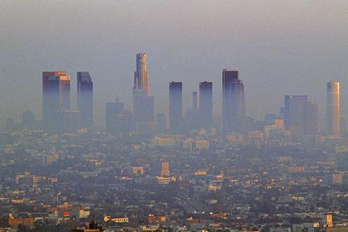 Los Angeles Air Pollution