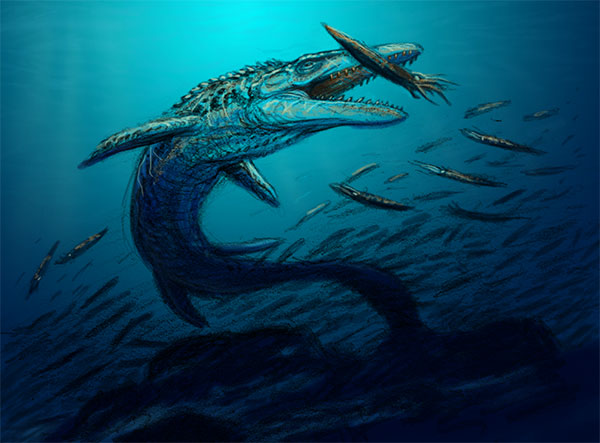 The Complex Birth Process of Mosasaurs Mystery Revealed
