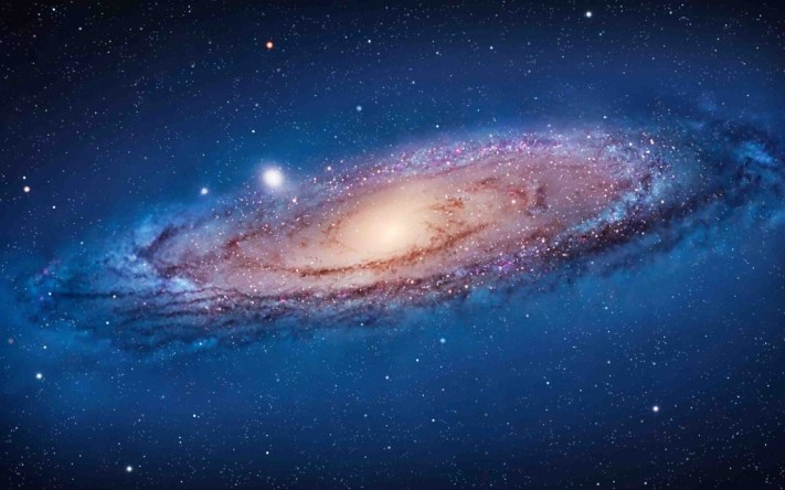 Andromeda's Gas Halo 6 Times Larger Than Previously Believed