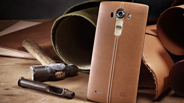 LG G4 release