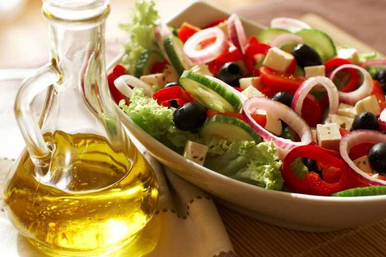 mediterranean diet agains uterine cancer