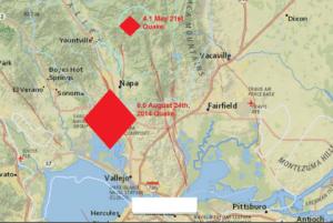 napa county earthquake