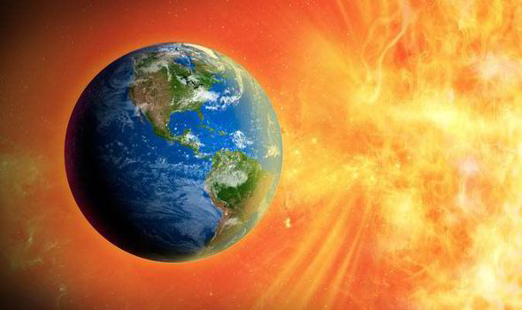 """""""Massive Solar Storm Has Hit The Earth This Weekend"""""""