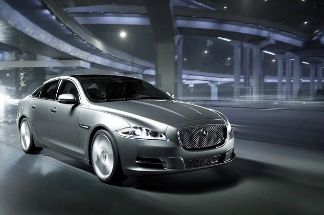 """Jaguar's new model features NASA technology"""