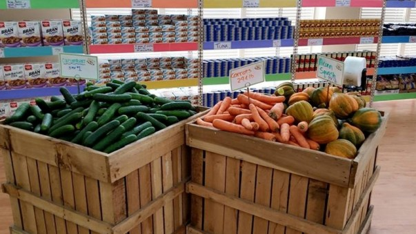 Nonprofit Grocery Store With Cheap Food Opens In Boston