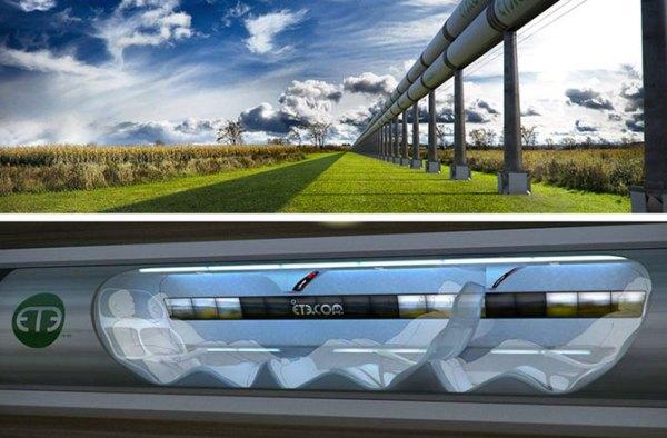 """hyperloop train"""