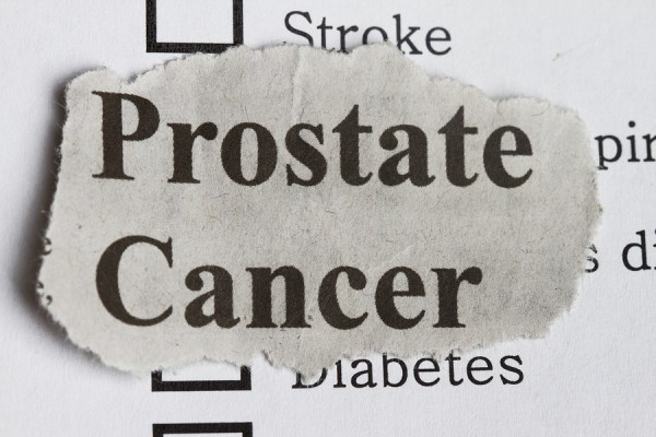 """black men have twice the risk for prostate cancer"""