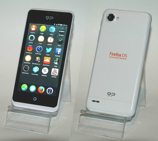 """Spain's Geeksphone Gives Up on Smartphones"""