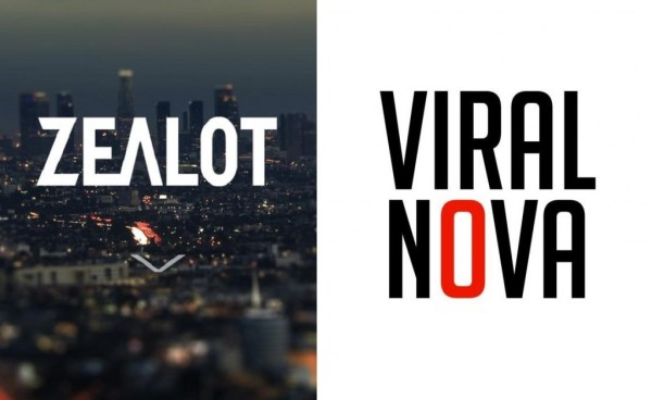 """Zealot Networks Has Purchased Viral Content Website ViralNova"""