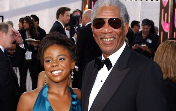 Morgan Freeman Mourns Stabbed Granddaughter