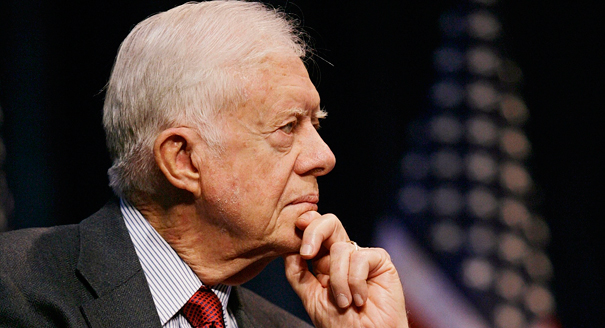 Jimmy Carter Revealed He Has Cancer