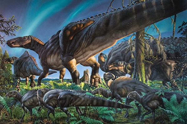 Arctic Dinosaur Discovered In Alaska