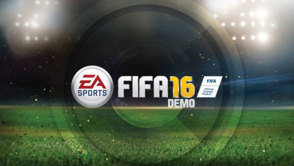 """'fifa 16 demo is here"""""""