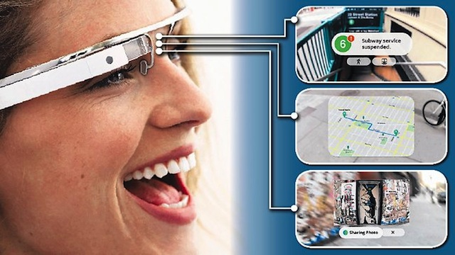 """""""Google Glass renamed as Project Aura"""""""