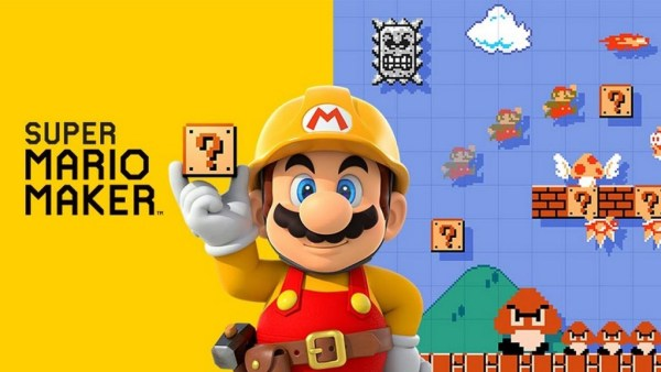 """""""super mario maker brings the wii u to first place"""""""