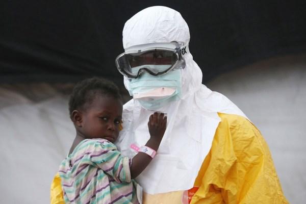 """""""teen creates kit for google science fair against ebola"""""""
