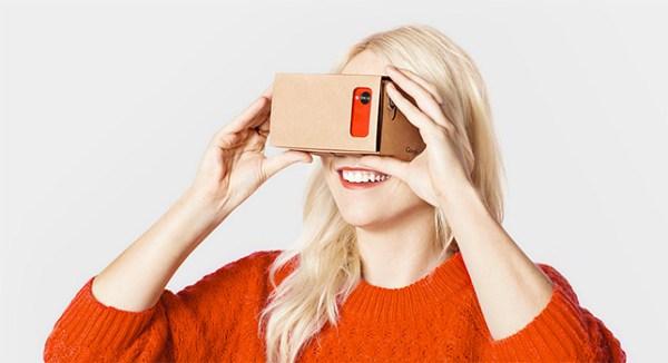"""google cardboard update to street view"""
