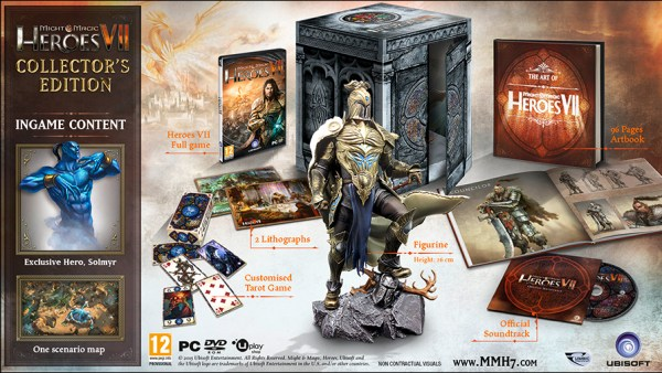 """""""ubisoft apologizes for collector's edition of heroes of might and magic 7"""""""