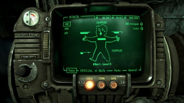 """the fallout pip boy is here"""