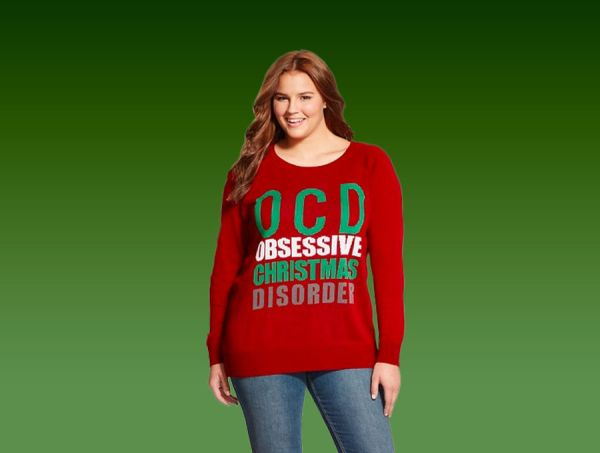 """ocd sweater causes controversy"""