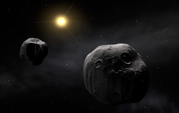 NASA's Asteroid Mission will help researchers find more about asteroids