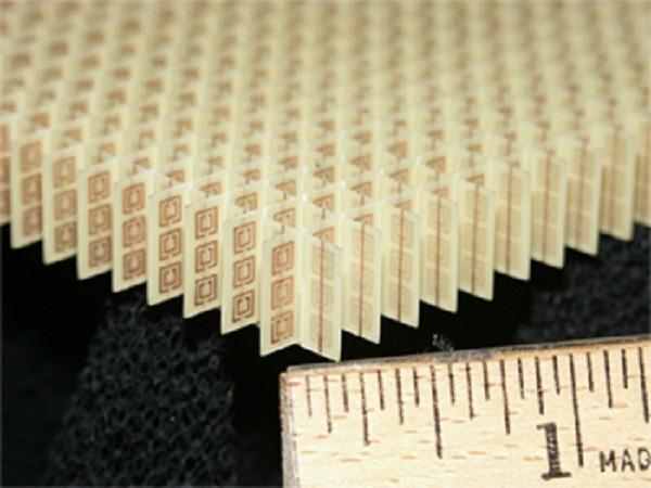 A 3D-printed metamaterial