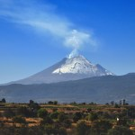 The Eruption of a Mexican Volcano Terrifies Locals