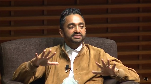 Former Facebook executive says social media is 'ripping apart' societies