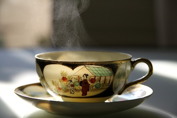 Drinking hot tea could give you cancer