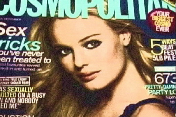 Walmart pulls Cosmopolitan from store checkout aisles